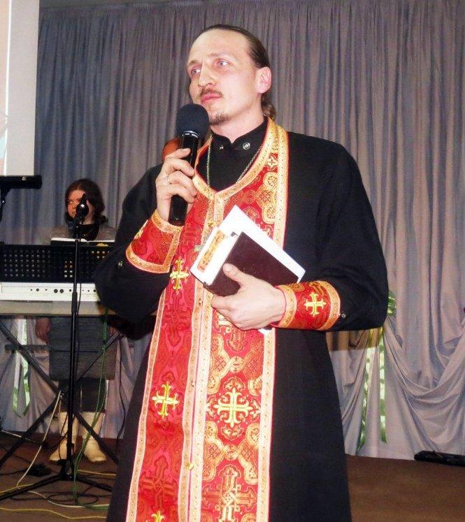 Сергей Николаенко