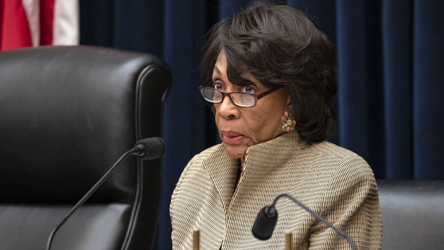 Democrats Erupt In Anger At Fake Maxine Waters Quote On Andrew Cuomo. Waters Said It About Trump.