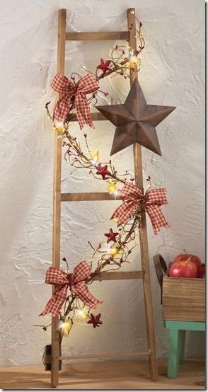 árboles-de-Navidad con-escaleras-de-madera (3)