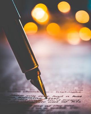 Tulislah kisah mu