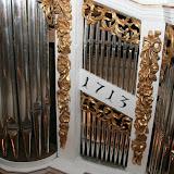 Rückkehr der Klausing-Orgel 20.04.2009