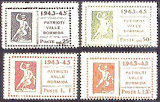 1945 - francobolli resistenza valle bormida -