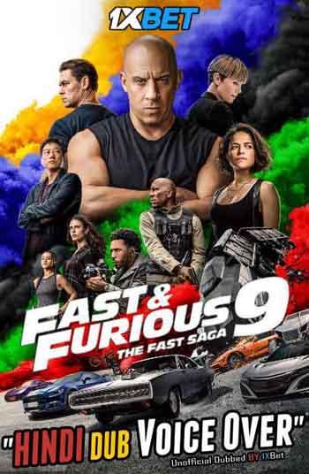 Fast & Furious 9 2021 480p 400MB HDCAM Dual Audio [Hindi - Eng]