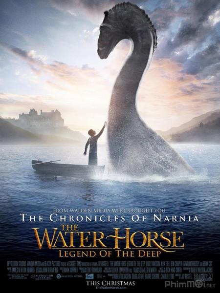 Quái vật hồ Loch Ness - The Water Horse: Legend Of The Deep