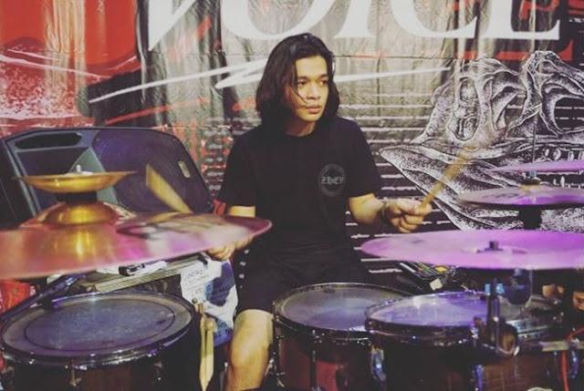 Burgerkill Perkenalkan Putra Drummer Terbaru Burgerkill 2017 Pengganti Abah Andris Yang Hengkang