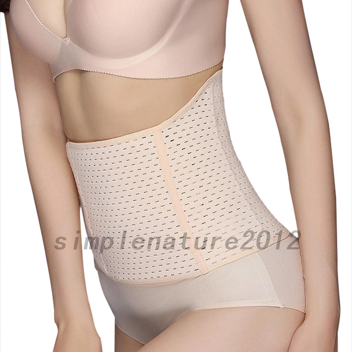 Adjustable-Postpartum-Recovery-Belly-Abdomen-Waist-Slimming-Shaper-Wrapper-Belt