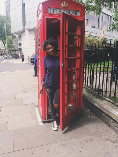 Alexandria Martinez: #StudyAbroadBecause there is no better way to learn than experiencing it firsthand