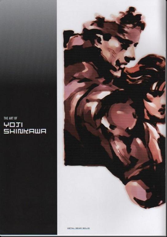 The Art of Yoji Shinkawa 1 - Metal Gear Solid, Metal Gear Solid 3, Metal Gear Solid 4, Peace Walker_802479-0005