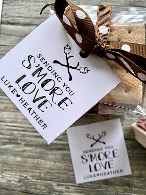 S'more Love Stamp