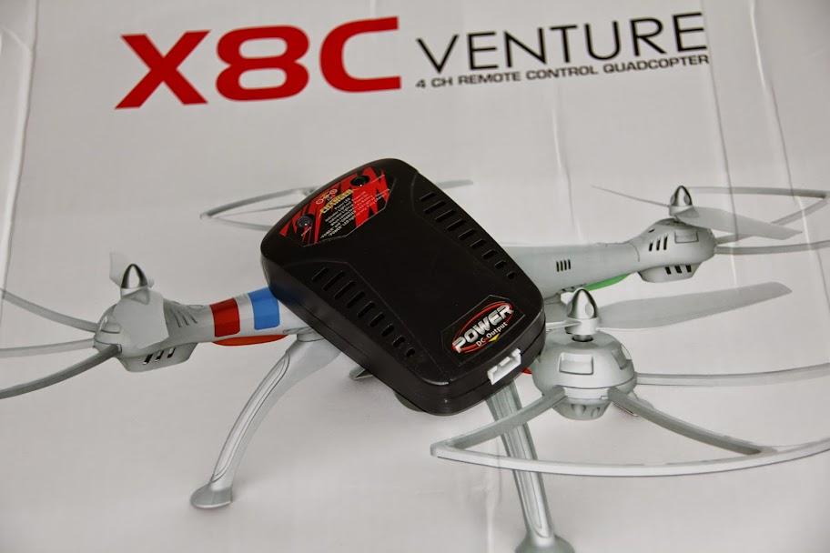 GearBest: Квадрокоптер Syma X8C Venture