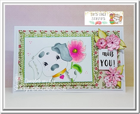 Ruff You 01 Di's Digi Stamps with both watermarks