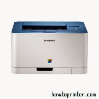 guide adjust counters Samsung clp 360 printer