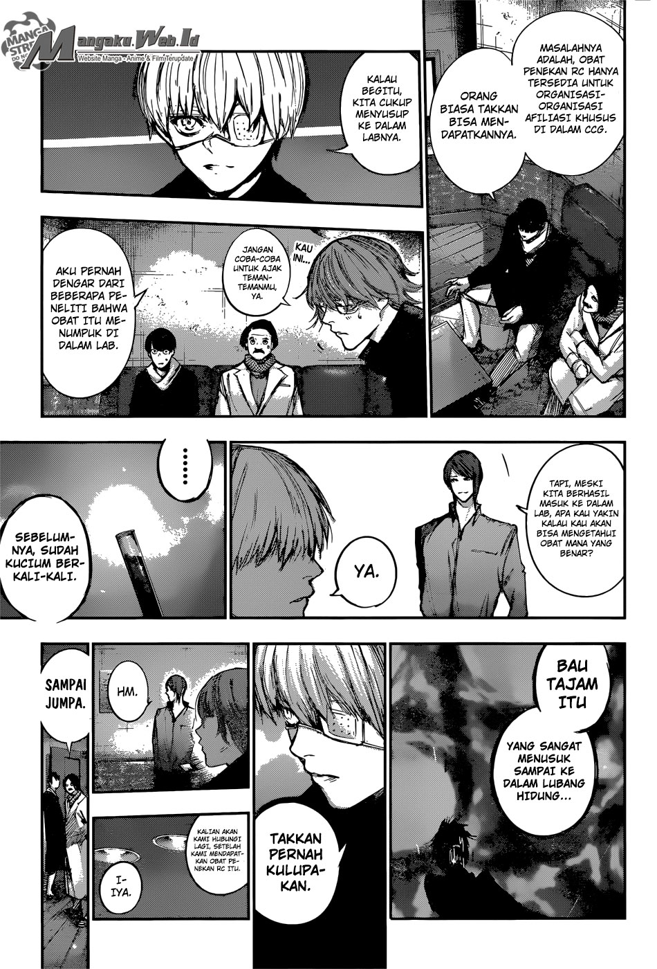 Tokyo Ghoul: Re Chapter 103-8