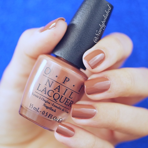 OPI Kerry Washington DC AW 2016 Inside the Isabelletway
