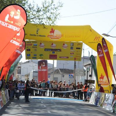 Carrera El Porvenir 2011 - Llegada
