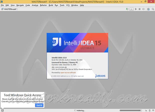 IntelliJ IDEA 15