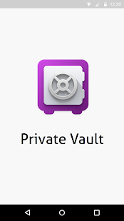 Hide Pictures & Videos - VAULT- screenshot thumbnail