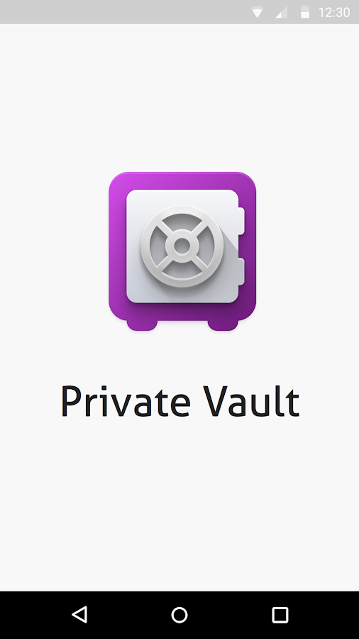 Hide Pictures & Videos - VAULT- screenshot