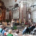 Aufnahme Mariens in den Himmel - Hofburg - Jesuitenkirche - Traditionell steht der Hohe Frauentag ganz im Zeichen der Ehrung verdienter Tiroler und Südtiroler BürgerInnen für ihre herausragenden Verdienste - 15.08.2015