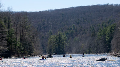 Housatonic River with HRCKC by Tom Hart.