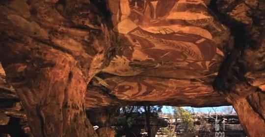 Narwala Gabarnmang rock shelter