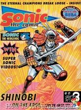 Actualización 22/03/2018: Se agrega los pequeño cómics pertenecientes a la publicaciónes Sonic The Comic numero 19 y numero 20 por Doger 178 de The Tails Archive y La casita de Amy Rose, disfrútenlo.