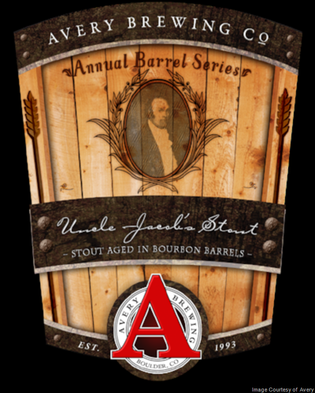 Avery Uncle Jacob's Stout Returns Next Week