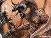 Tuyển Tập Những Hình Ảnh 3D Ác Quỷ Ấn Tượng Nhất