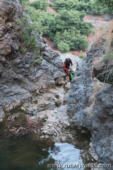 Barranco de Jorox