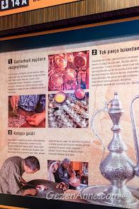 bakırcılık el sanatının tanıtımı, Gaziantep Kent Müzesi