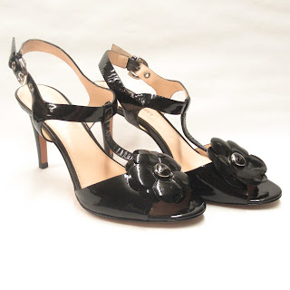 Coach Patent Leather Poppy Pumps