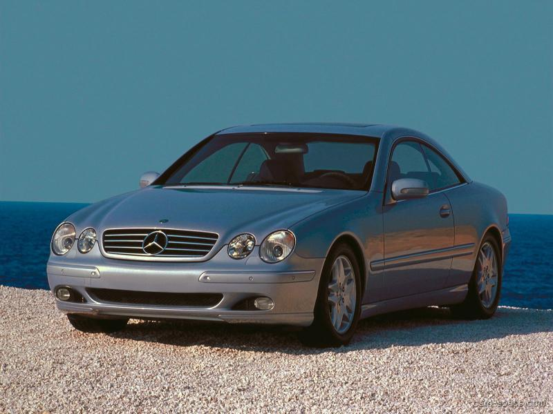 2005 mercedes benz cl class coupe specifications pictures for Mercedes benz coupe 2005