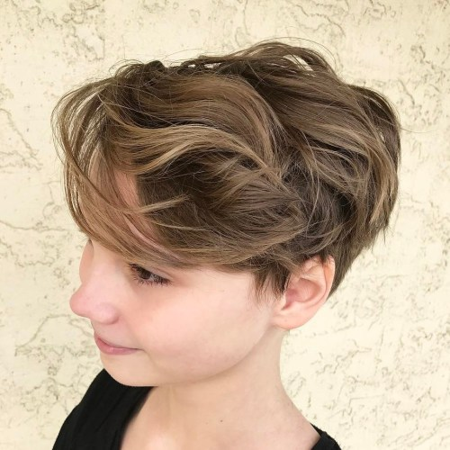 Last Trendy Hairstyles For Teenage Girls 2017 7