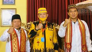 Ike Edwin:  Batal Pencalonan Tak Masalah, Asal Rycko-Johan Walikotanya