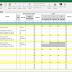 Aplikasi RKAS Tahun 2021 Excel Sederhana