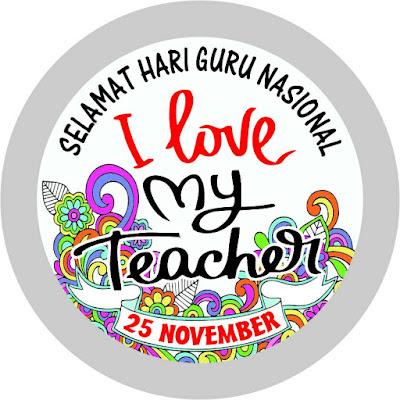 Selamat Hari Guru Nasional Tahun 2016