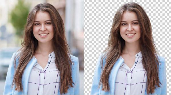 تطبيق حذف خلفية الصور