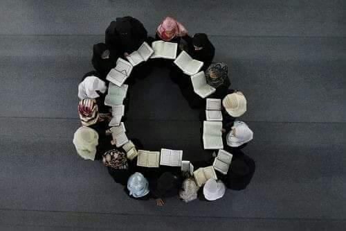Pentingnya Halaqoh dalam Belajar Islam