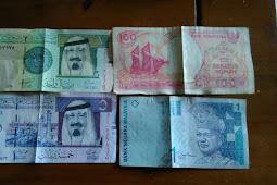 Uang Klasik (Arab, Malaysia, Indonesia)