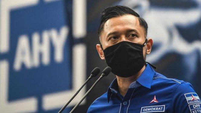 AHY Wanti-wanti Kader Demokrat Waspada Kudeta Partai Jelang 2024