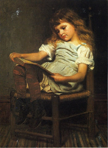 John George Brown - First Reader