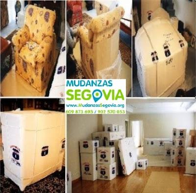 Transportes Castro de Fuentidueña Segovia