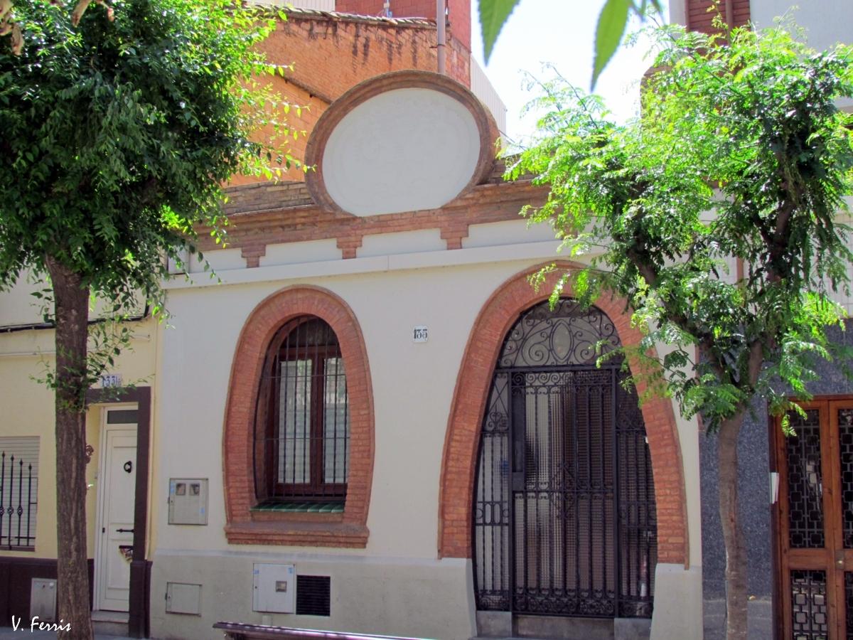 Casa josep mas barcelona modernista for Casas molins de rei
