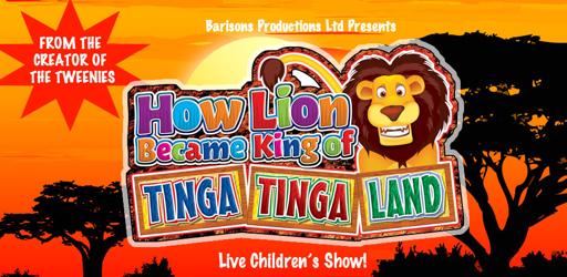 How Lion Became King of Tinga Tinga Land – Ticket Giveaway