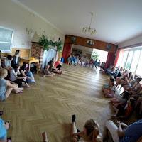 Letní soustředění NO FEET 2015