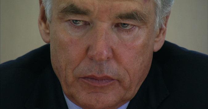 O actual presidente e ex-CEO da Nestlé