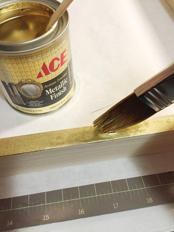 Alternative to gold spray paint danks and honey for How to make metallic paint