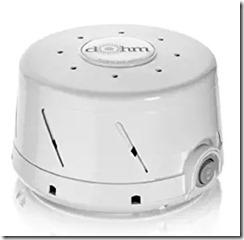 Marpac Dohm White Noise Sound Machine