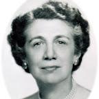 Ruth Gleaves Daughter of Robert Harvey Gleaves Taken 1950 Longwood College Dean