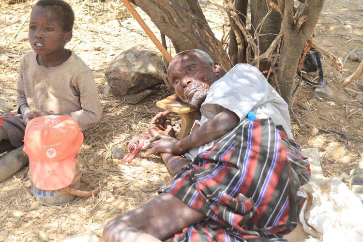 Hunger in Turkana and Samburu. PHOTO   THE STAR